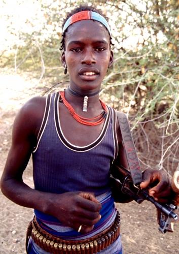 Ethiopia - South 253 - Hamer tribe