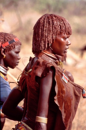 Ethiopia - South 254 - Hamer tribe