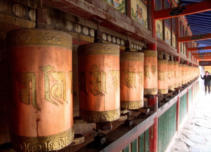 China - Gansu 254 - Labrang