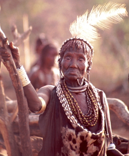 Ethiopia - South 255 - Hamer tribe