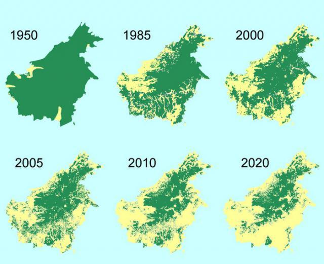 Το έγκλημα χαρτογραφημένο (: ο χάρτης προέρχεται από το http://pgosselin.wordpress.com)