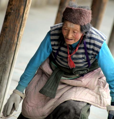 China - Gansu 267 - Labrang