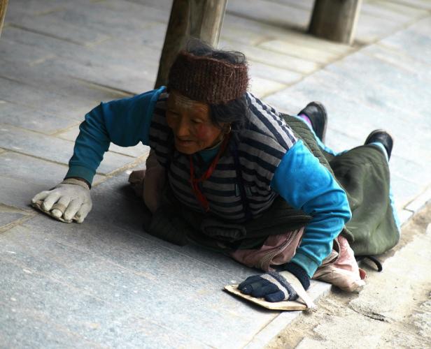China - Gansu 268 - Labrang