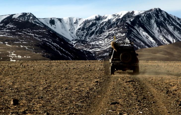 Russia - Altai 269 - Kuraisky ridge