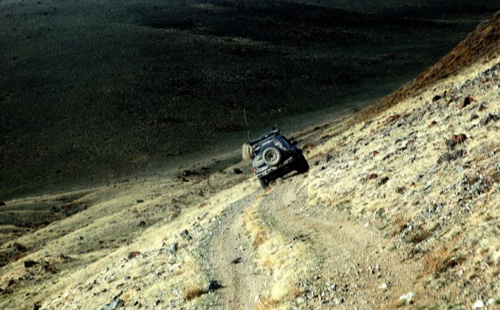 Russia - Altai 270 - Kuraisky ridge