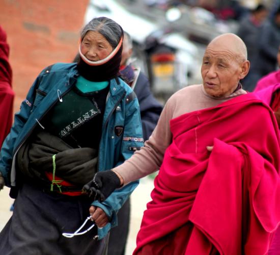 China - Gansu 281 - Labrang