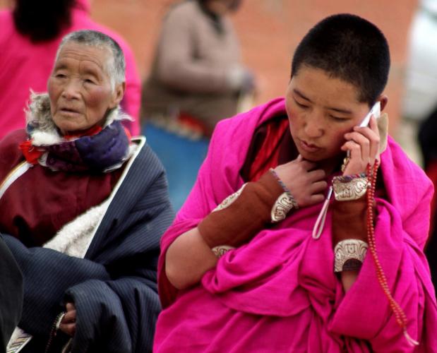 China - Gansu 282 - Labrang