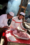 China - Xinjiang 284 - Kashgar - Sunday animal market