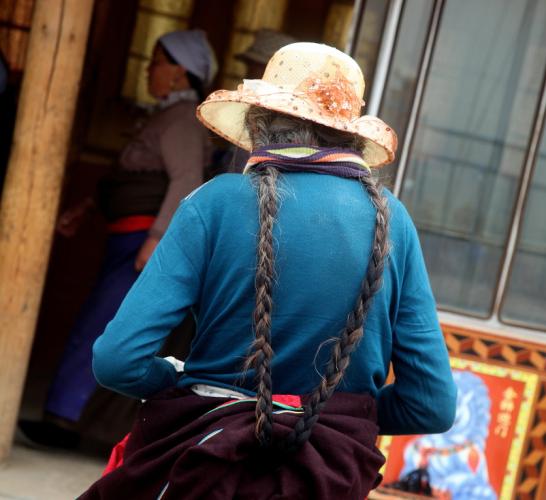 China - Gansu 291 - Xiahe area