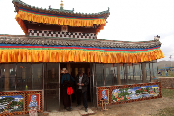 China - Gansu 292 - Xiahe area