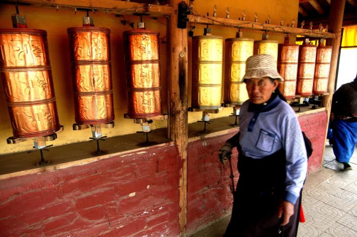 China - Gansu 293 - Xiahe area
