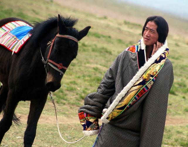 China - Gansu 296 - Xiahe area