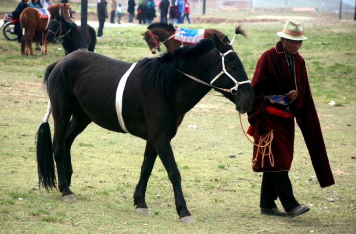 China - Gansu 297 - Xiahe area