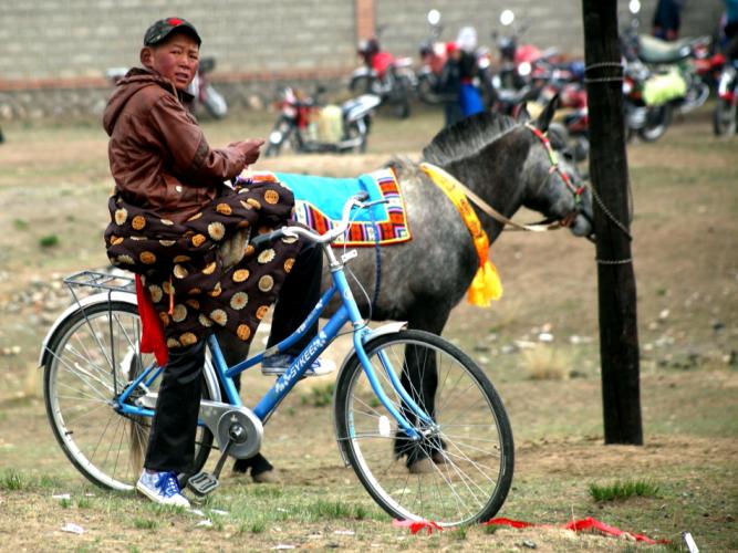 China - Gansu 298 - Xiahe area