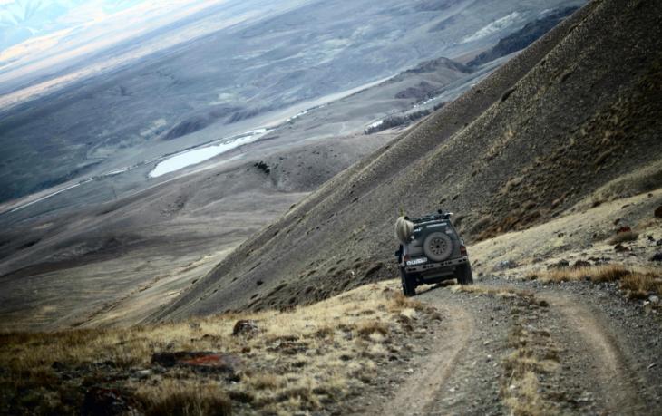 Russia - Altai 298 - Kuraisky ridge