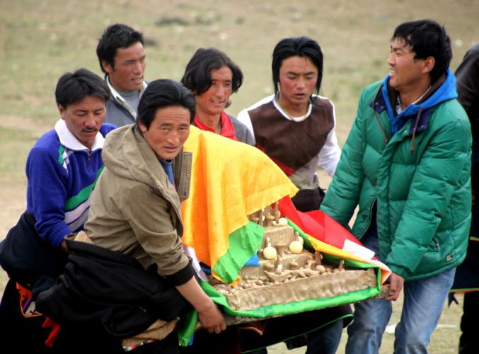 China - Gansu 299 - Xiahe area