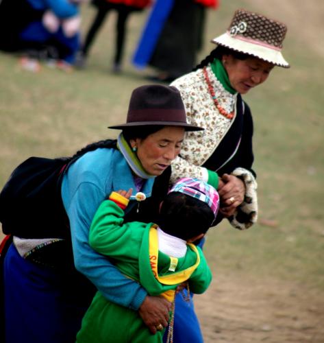 China - Gansu 303 - Xiahe area