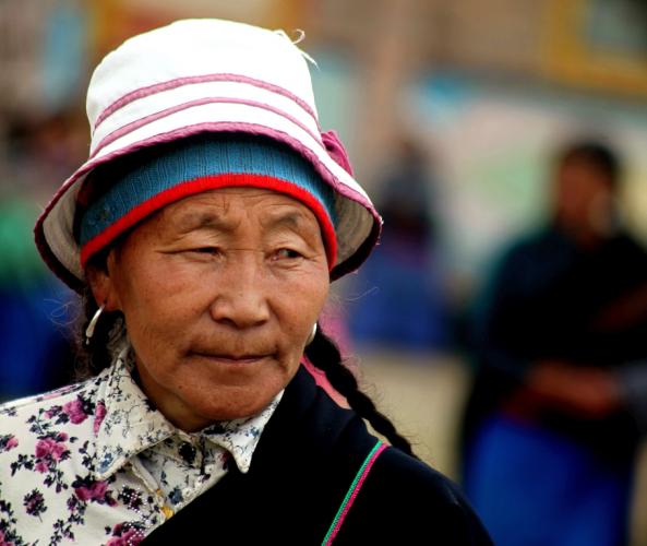 China - Gansu 309 - Xiahe area