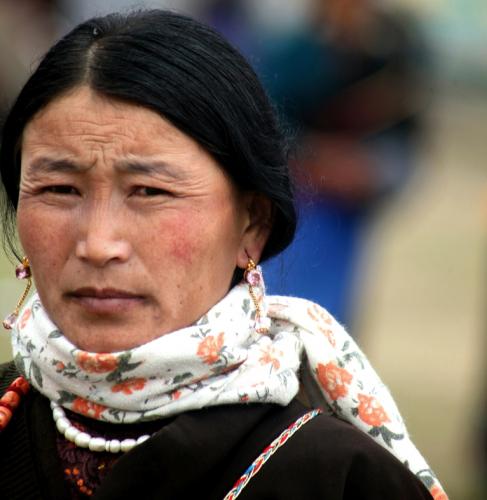 China - Gansu 310 - Xiahe area