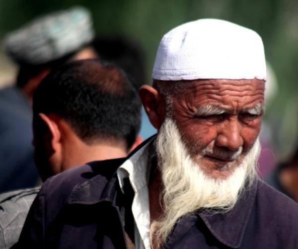 China - Xinjiang 313 - Kashgar - Sunday animal market