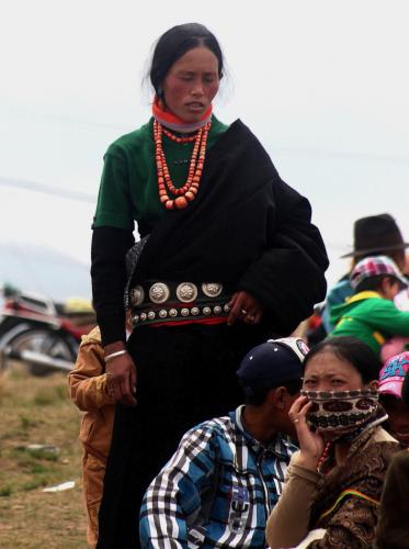 China - Gansu 313 - Xiahe area