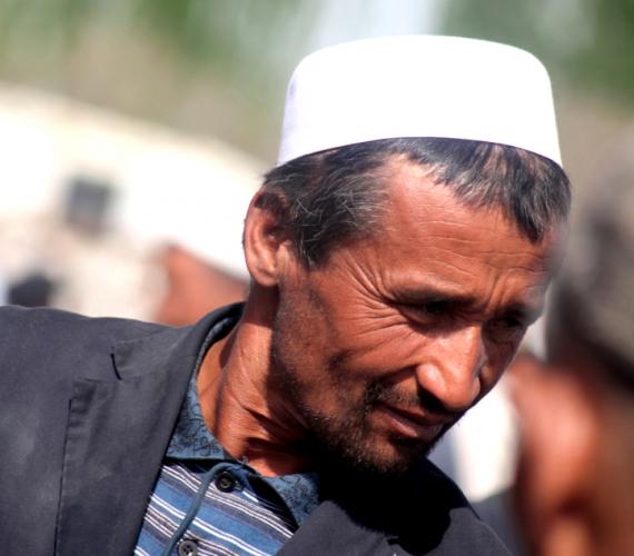 China - Xinjiang 321 - Kashgar - Sunday animal market