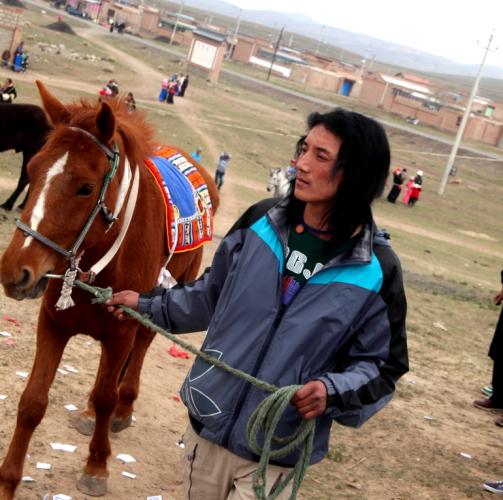China - Gansu 326 - Xiahe area