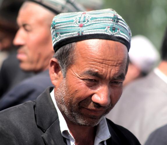 China - Xinjiang 328 - Kashgar - Sunday animal market