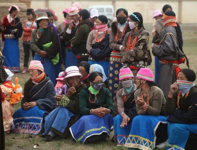 China - Gansu 333 - Xiahe area