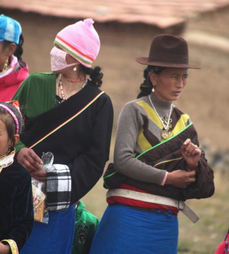 China - Gansu 334 - Xiahe area
