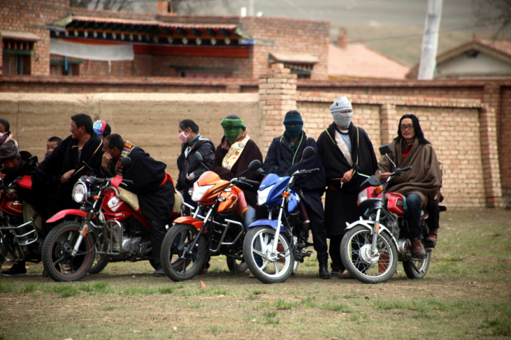 China - Gansu 338 - Xiahe area