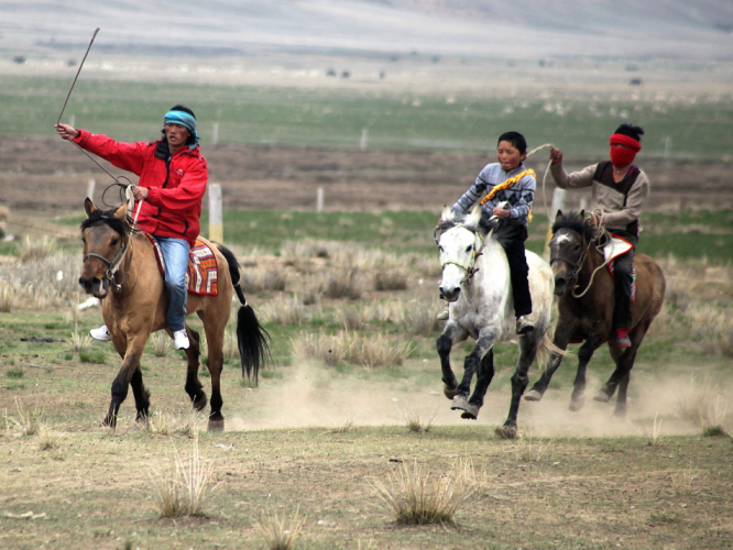 China - Gansu 342 - Xiahe area