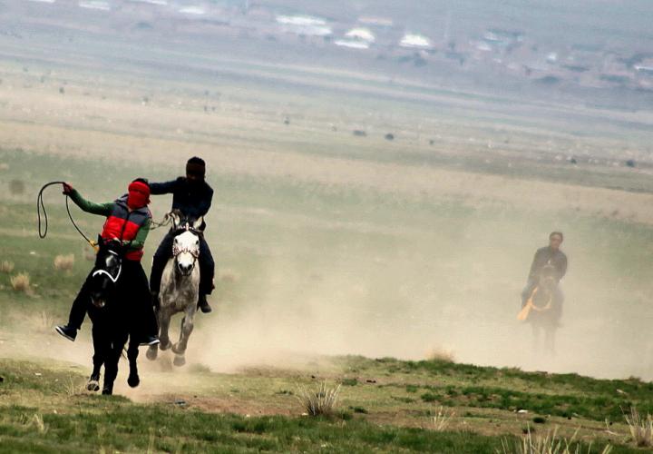 China - Gansu 346 - Xiahe area