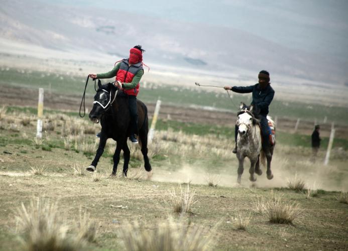 China - Gansu 347 - Xiahe area