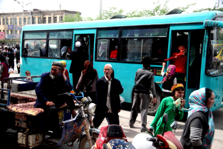 China - Xinjiang 348 - Kashgar
