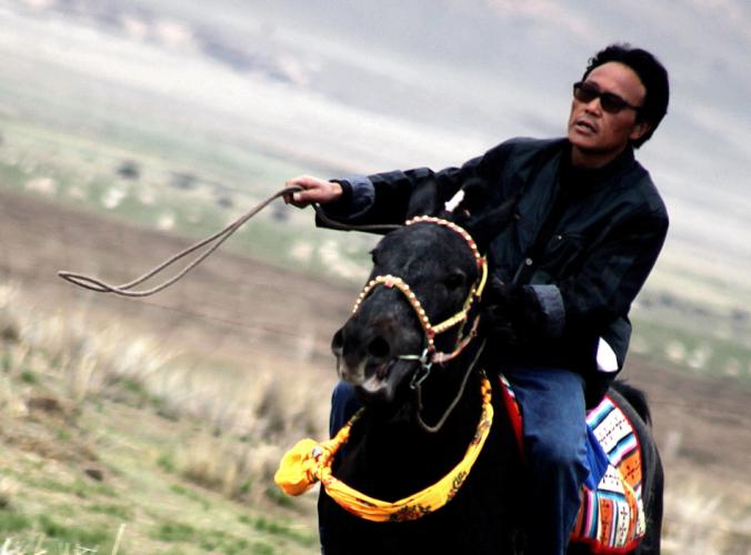China - Gansu 348 - Xiahe area