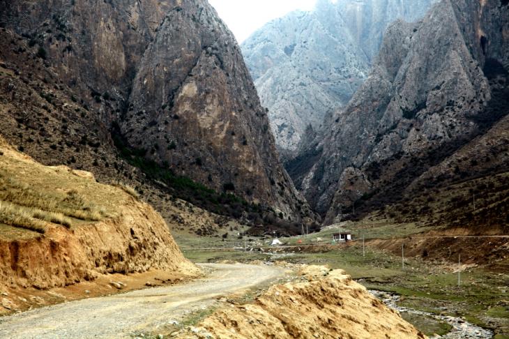 China - Gansu 350 - Xiahe area