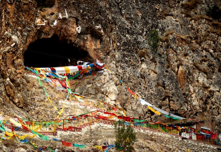 China - Gansu 353 - Xiahe area