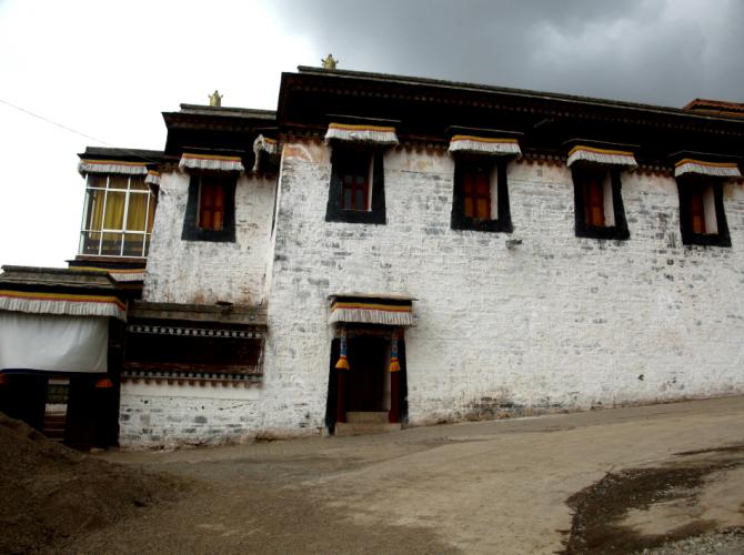 China - Gansu 359 - Xiahe area
