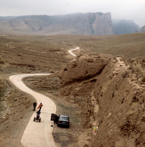 China - Gansu 363 - Xiahe area