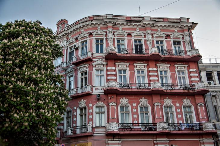 Ukraine - Odessa 365