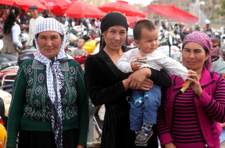 China - Xinjiang 366 - Kashgar