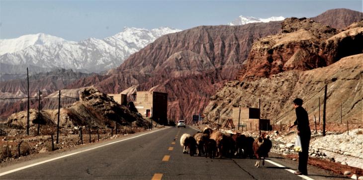 China - Xinjiang 368 - Pamir