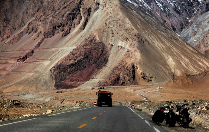 China - Xinjiang 369 - Pamir
