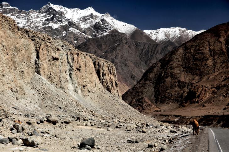 China - Xinjiang 374 - Pamir