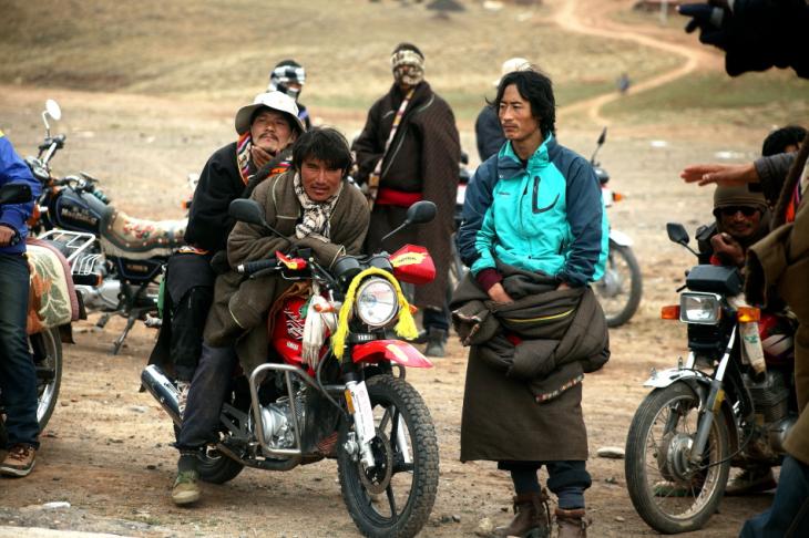 China - Gansu 380 - Xiahe area