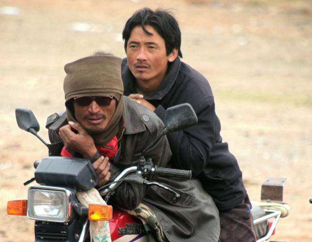 China - Gansu 381 - Xiahe area
