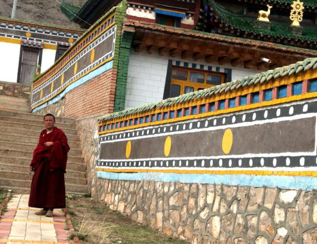 China - Gansu 387 - Xiahe area
