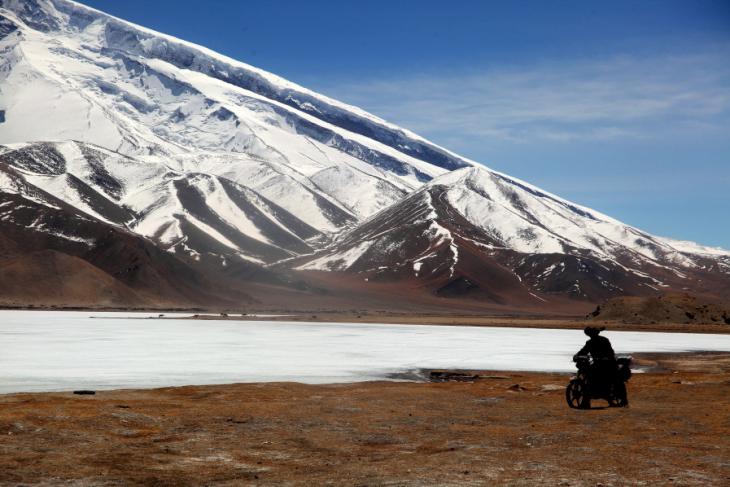 China - Xinjiang 388 - Pamir