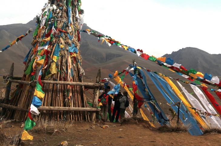 China - Gansu 393 - Xiahe area